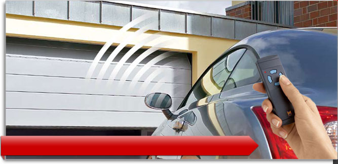 Automated garage doors picture  sc 1 st  Jack Doors Garage Doors & Automatic Garage Doors Garage Door Automation Automated Garage ...