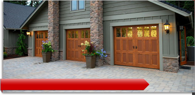 Wooden Garage Doors, Wood Garage Doors, Garage Wooden Doors ...